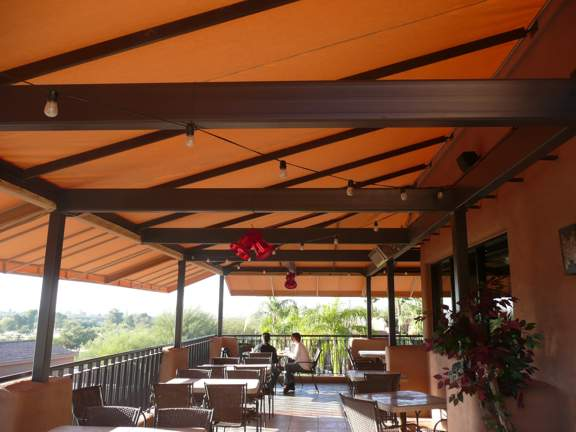 Miguel's at La Posada - 2nd Level Outdoor Dining Patio