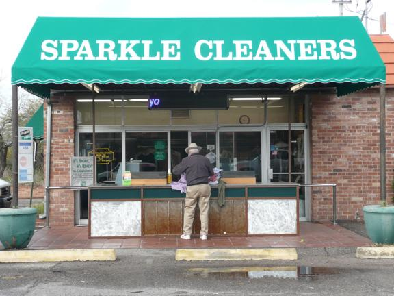Sparkle Cleaners - 6th Street & Tucson Blvd.