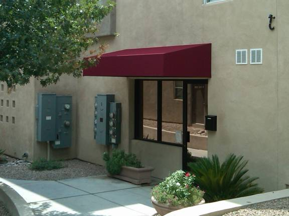 Stone Avenue Standard - Office Awning