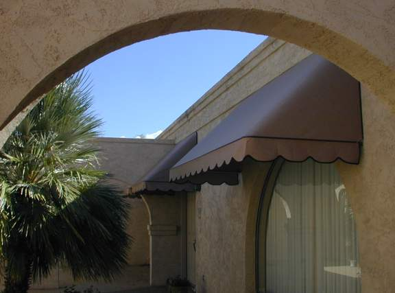 Traditional Style Awnings